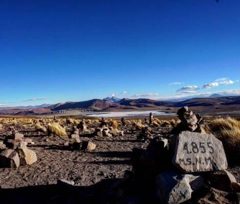 Début de 4 jours de folie entre le Sud-Lipez et Uyuni. 1