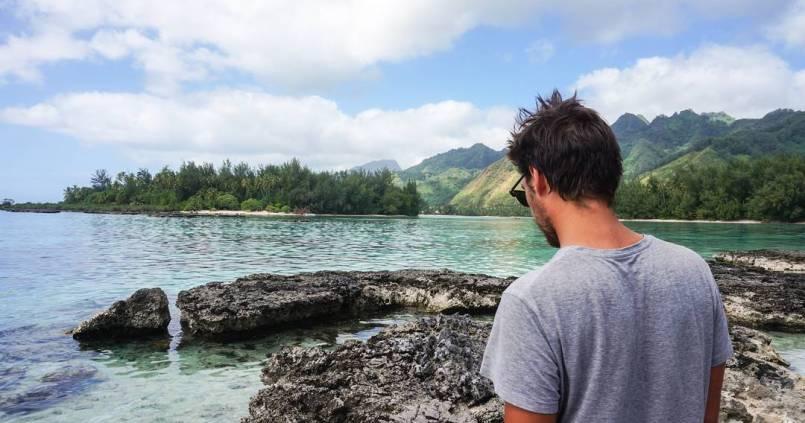 Nouvelle île, nouveau décor. 1