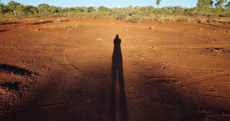 Début du road trip dans l'outback australien. 1