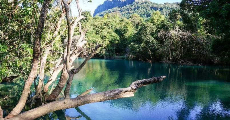 Les paysages de la boucle de Thakhek... valent l'effort ! 1