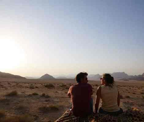 Il était une fois dans le Wadi Rhum #jordan #jordanie 3