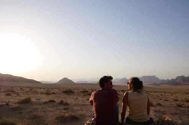 Il était une fois dans le Wadi Rhum #jordan #jordanie 1