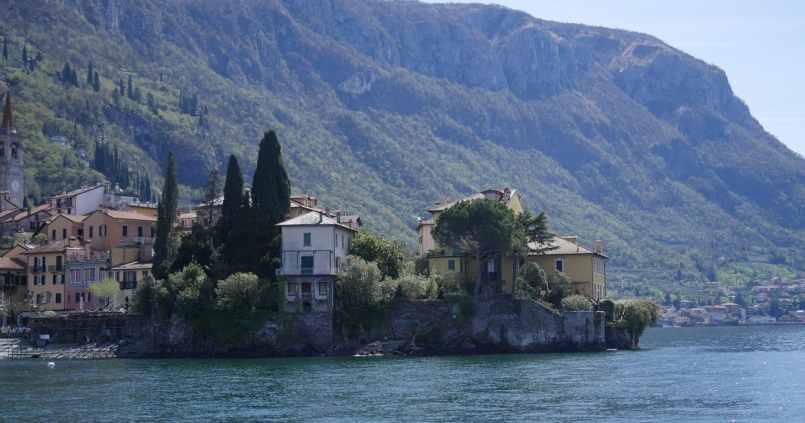 Distance de Milan au Lac de Côme 1