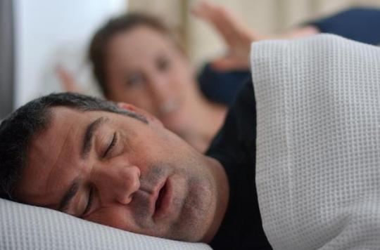 les apnees du sommeil bruits et