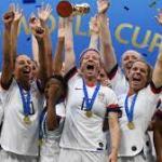 Mondial de football féminin: victoire 2-0 pour les Américaines face aux Néerlandaises au stade de Lyon