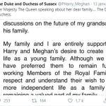 Grande-Bretagne: le prince Harry veut son indépendance, sa grand-mère la reine Elizabeth II tempère