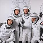 Nouveau départ pour l'espace du Français Thomas Pesquet et de trois autres astronautes. Rendez-vous le 23 avril 2021