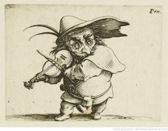 12-Le bossu jouant du violon