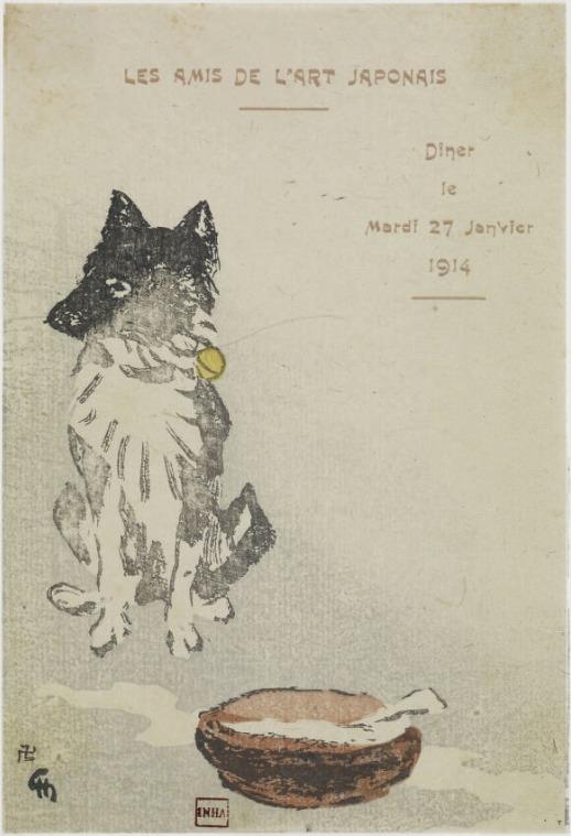 Les Amis de l'Art Japonais 1914