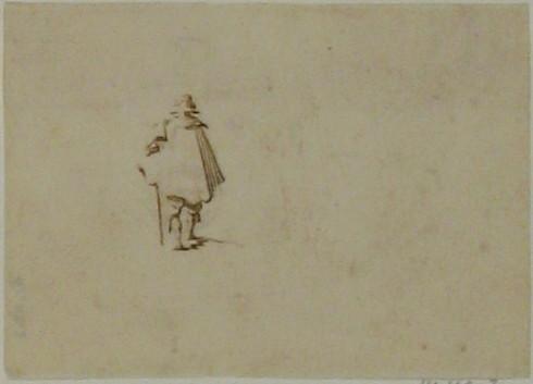 Jacques Callot, le voyageur...