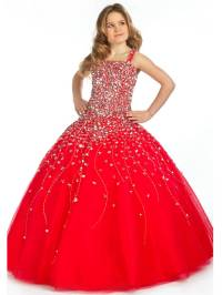 Imagine your little sweet heart in a red dress | Pouted ...