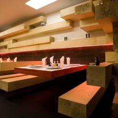 Chair Design Restaurant Zero Gravity Outdoor Lounge 15 Innovative Interior Designs For Restaurants Pouted