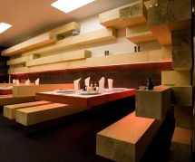 Innovative Interior Design Restaurants Pouted