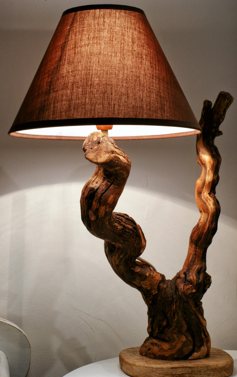 10 Amazing Lamps Made From Tires DIY Tire Projects