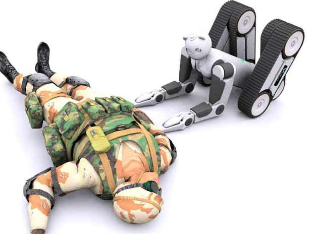 military_battlefieldbear 7 Newest Robot Generations and Their Uses
