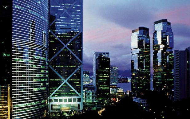 skyscrapers-at-night What Are The Best 15 Skyscrapers in the World?