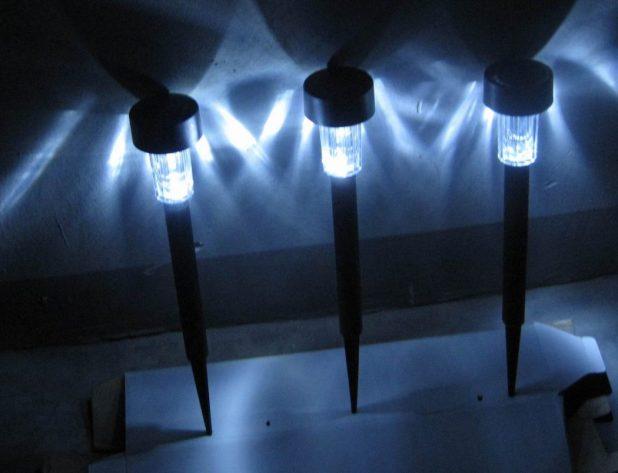 301 LEDs 10 uses in Architecture