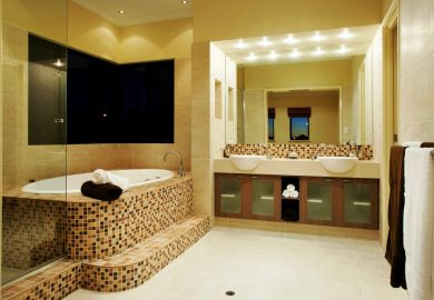 Interior Design Home Bathroom
