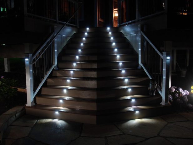 Stair-Safety-Statistics LEDs 10 uses in Architecture