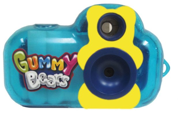 gummy-bear-camera 15 Creative giveaways ideas for kids