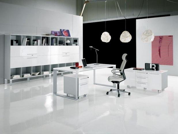 minimalist-luxury-office-interior The Most Inspiring Office Decoration Designs