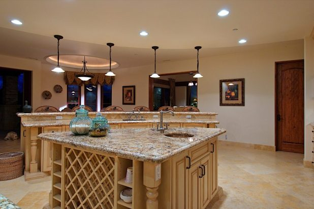 recessed-kitchen-lights1 Creative 10 Ideas for Residential Lighting