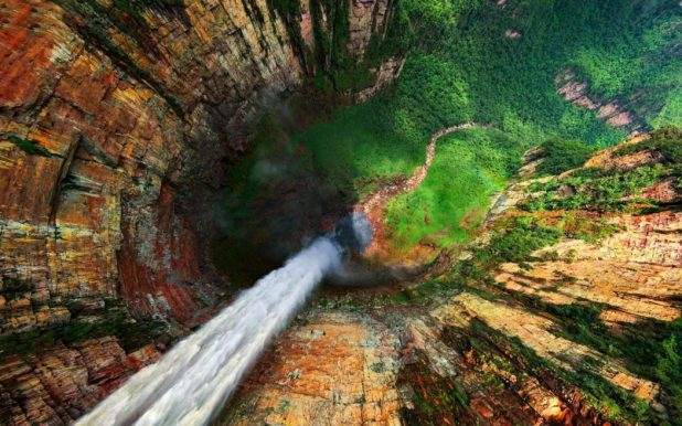 1920x1200-amazing-angel-falls-venezuela Top 10 Places to Visit Next Year!