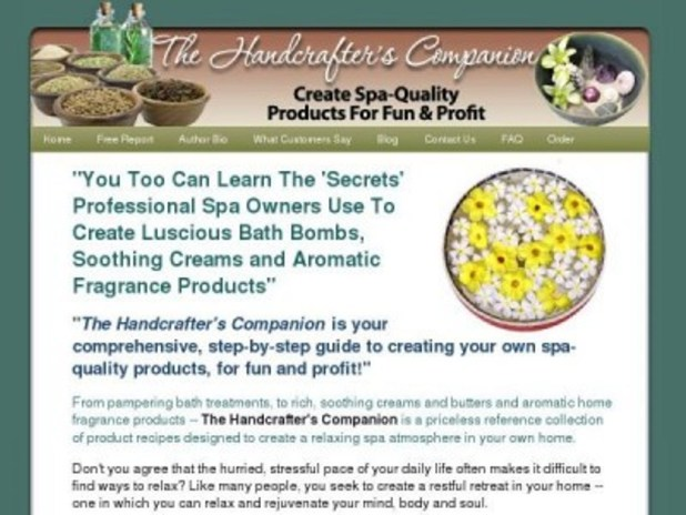 1-the-handcrafters-companion-and-candlemakers-companion Create Soothing Creams, Bath Bombs and Spa Products Like Professionals Using Handcrafter's Companion