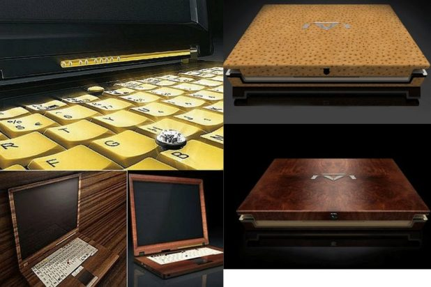 Luvaglio TOP 10 Most Expensive Laptops in The World