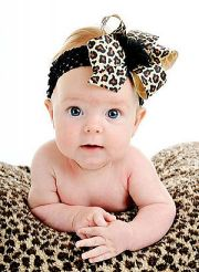 babies charming hairstyles pouted