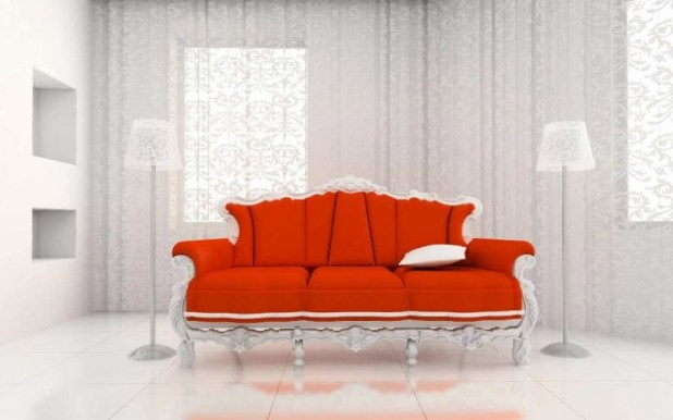 Orange-Sofas-Living-Room-Best-Home-Decors64 Discover the 10 Uncoming Furniture Trends