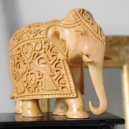 indian-wooden-sculpture 24 Amazing Wooden Installations Art