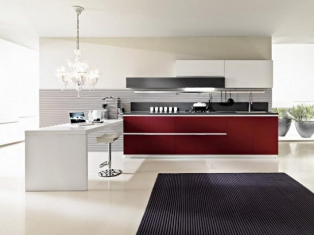 Awesome-Modern-Kitchen-Cabinets-Images 45 Elegant Cabinets For Remodeling Your Kitchen