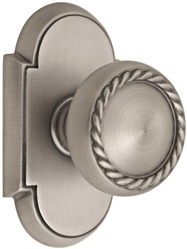 emtek-brass-rope-door-knob-lg 4 Tips On How To Buy Your Door Knobs With Ideas