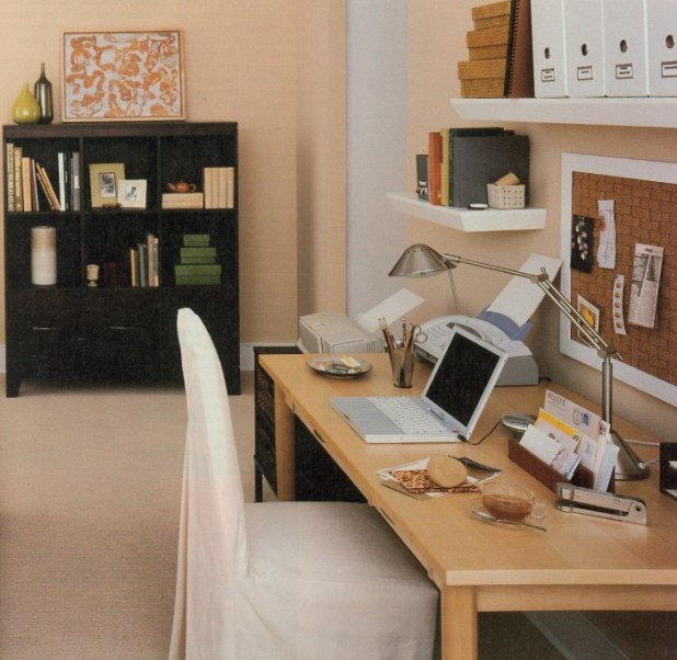 luxury-and-stylish-home-office-decor-for-2013-design-note Modern And Stylish Designs Of Home Offices