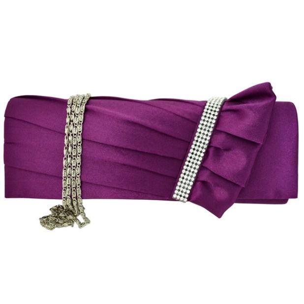 M168-purple-front 50 Fabulous & Elegant Evening Handbags and Purses