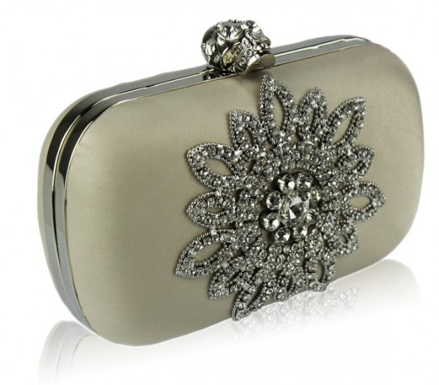 womens-beige-diamante-crystal-flower-boxed-wedding-clutch-evening-bag-2-22439-p 50 Fabulous & Elegant Evening Handbags and Purses