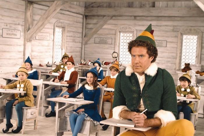 Elf Student