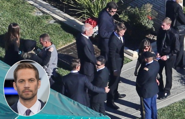 1387061259_paul-walker-funeral_2 Paul Walker's Brother,Cody Walker , Will Complete His Role in Fast & Furious 7, Do You Like Him?