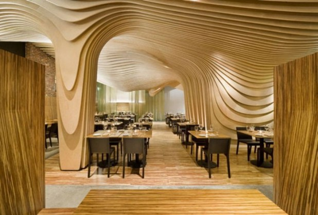 Modern-Amazing-Restaurant-Interior-Design-_2 Do You Dream of Starting and Running Your Own Restaurant Business?