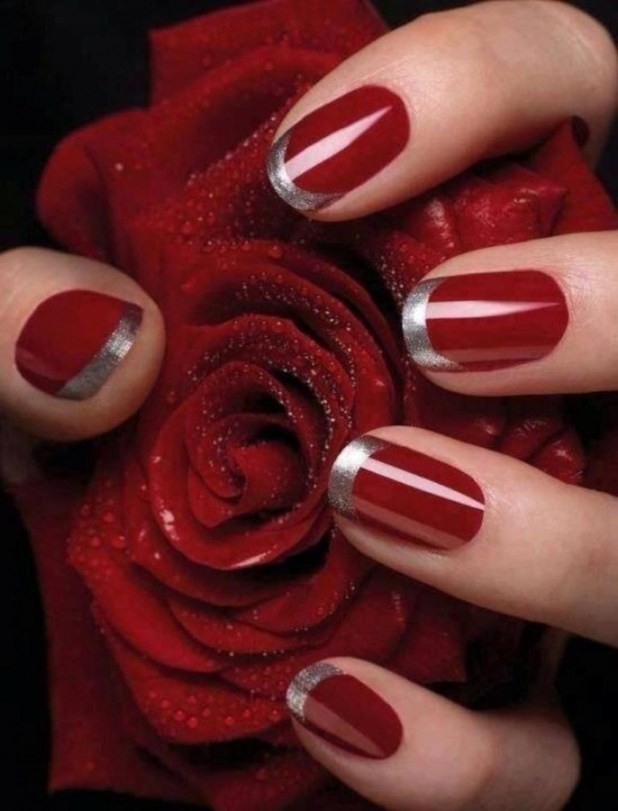 Stylish-Amazing-Nail-Designs-2013-2014-For-Girls-Fashion-Rely-17 What Are the Latest Beauty Trends for 2014?