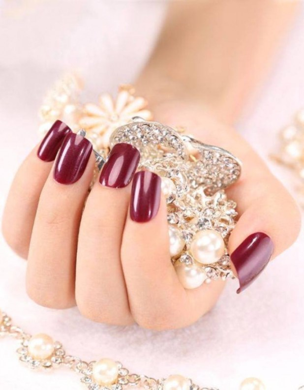 Stylish-Amazing-Nail-Designs-2013-2014-For-Girls-Fashion-Rely-8 What Are the Latest Beauty Trends for 2014?