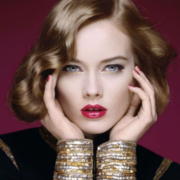 raspberry-lips What Are the Latest Beauty Trends for 2014?