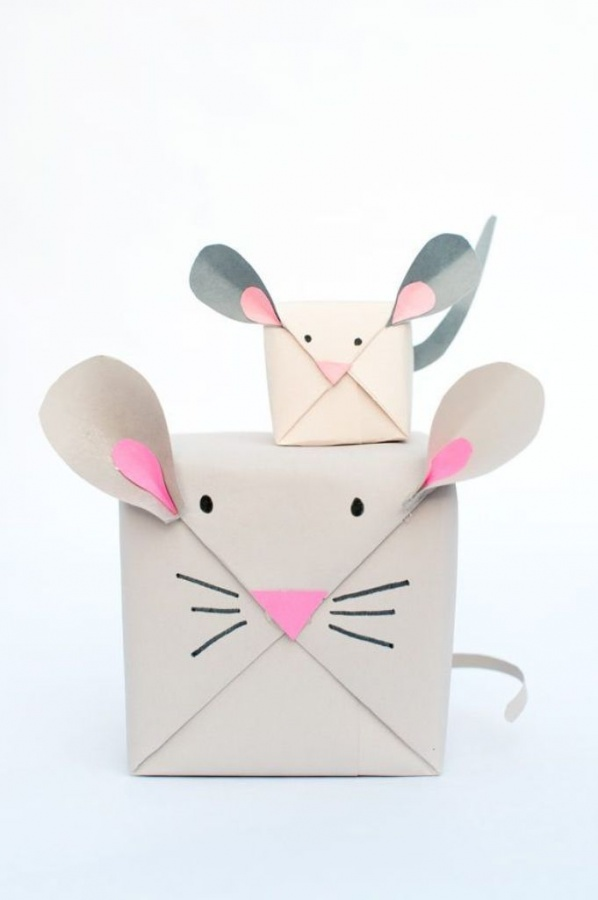 10-best-gift-wrapping-ideas-for-christmas6 40 Creative & Unusual Gift Wrapping Ideas