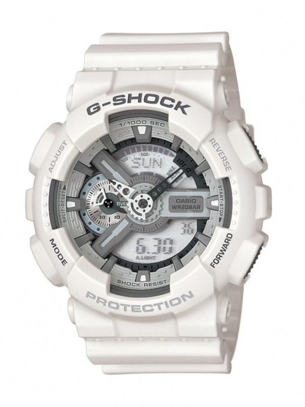 CasioMensGShockLargeWhiteWatch_zpsa67a47da The Best 40 Sport Watches for Men