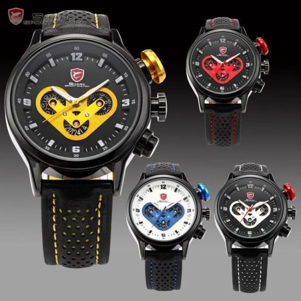 SH090-0-13 The Best 40 Sport Watches for Men