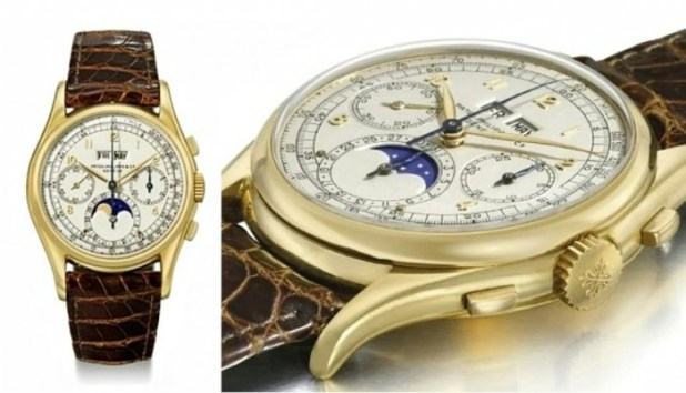 patek-philippe-reference-1527-wristwatch Top 10 Most Expensive Watches for Men in the World