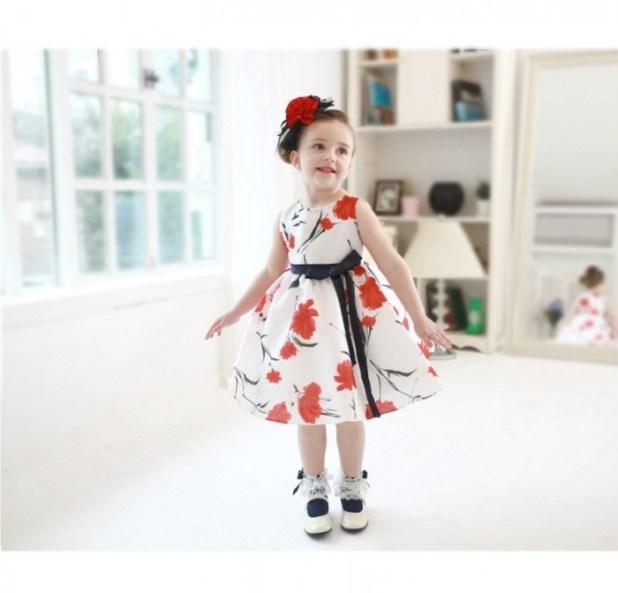 1-82 Kids Dresses for Summer 2014