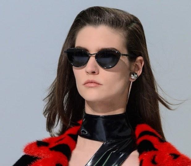 Manon_Leloup_versace_women_sunglasses_fall_winter_2013-2014 2014 Latest Hot Trends in Women's Sunglasses