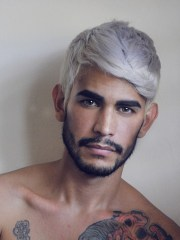 2014 men hair color trends